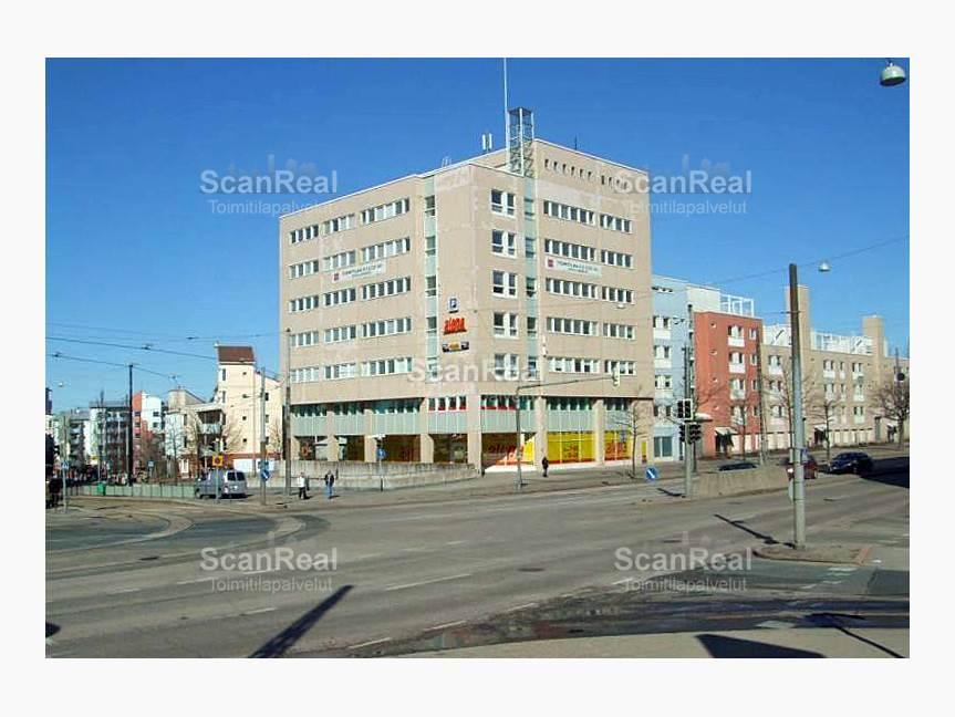 Mannerheimintie 170, Pikku-Huopalahti, Helsinki