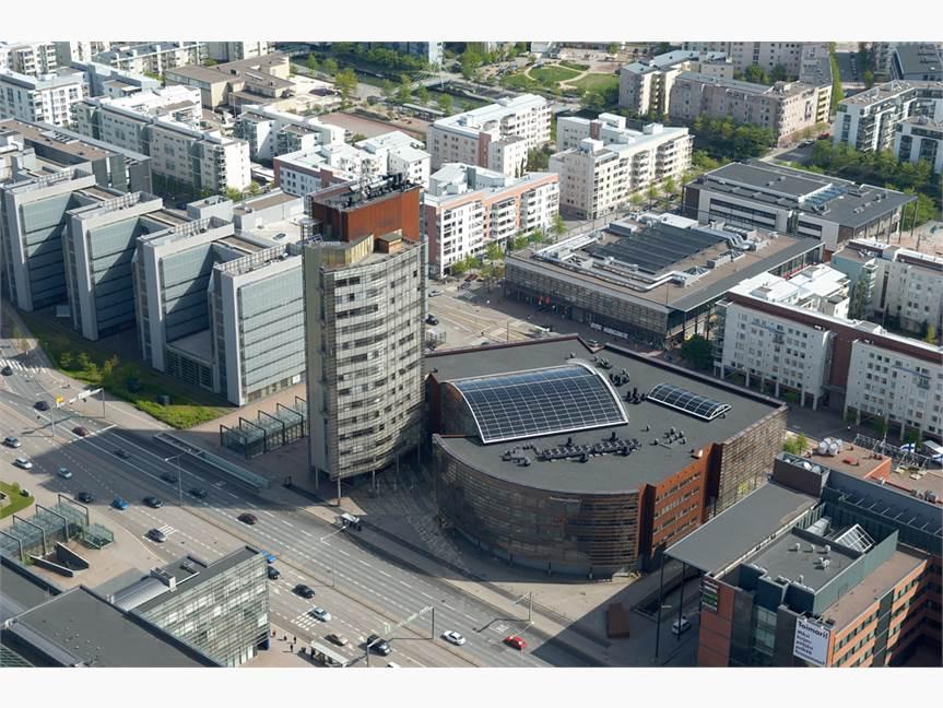 Itämerentori 2, Ruoholahti, Helsinki