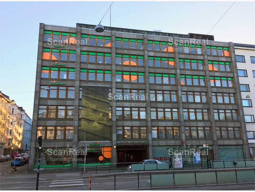 Ruoholahdenkatu 14, Kamppi, Helsinki