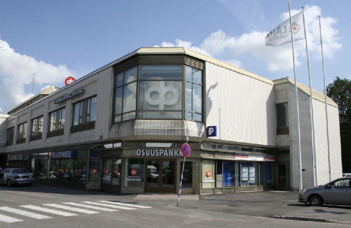 Kauppatie 13, Hyrylä, Tuusula