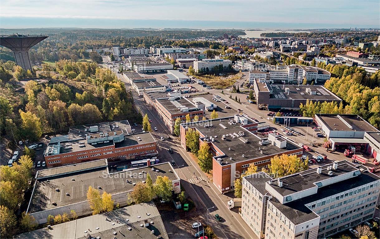 Sahaajankatu 20-22, Herttoniemi, Helsinki