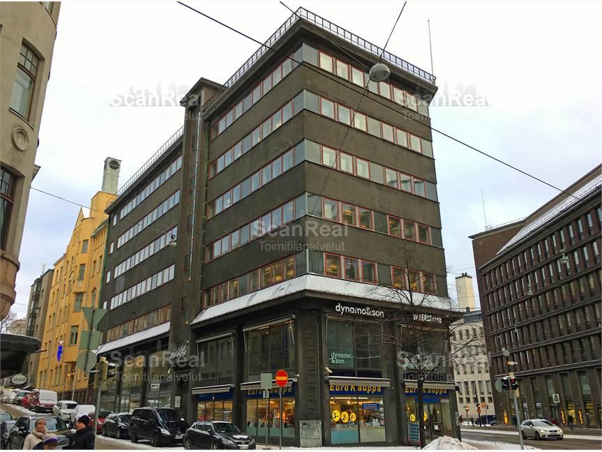 Kaisaniemenkatu 6, Kaisaniemi, Helsinki