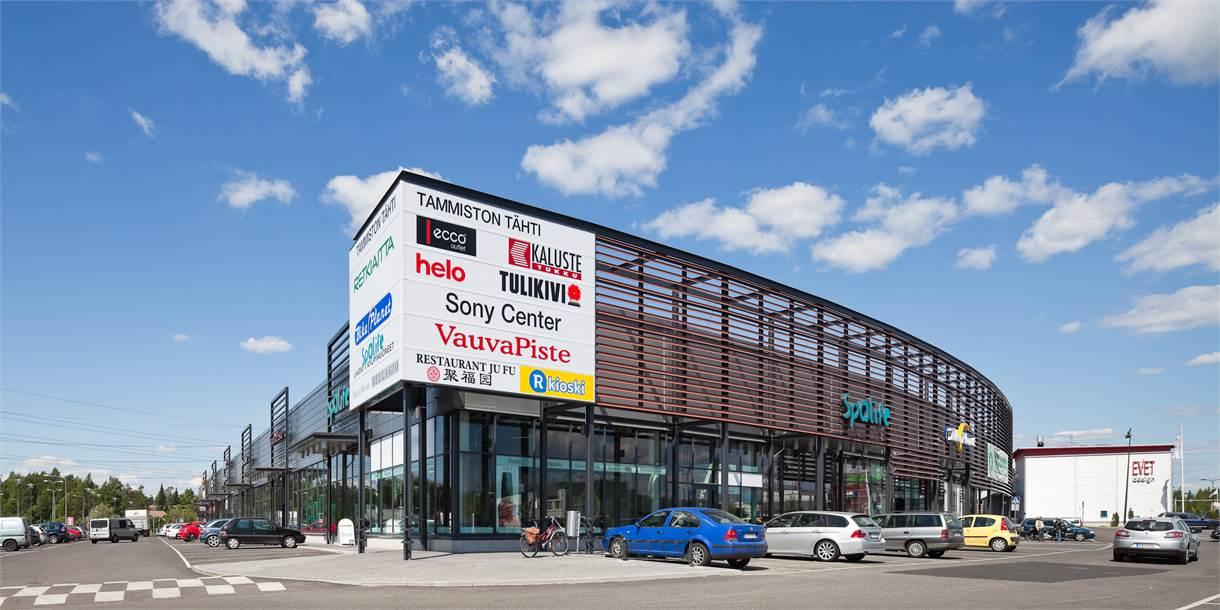 Nilsaksenpolku 2, Tammisto, Vantaa