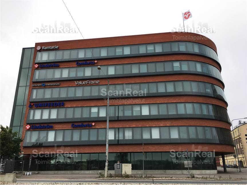 Hermannin rantatie 8, Kalasatama, Helsinki