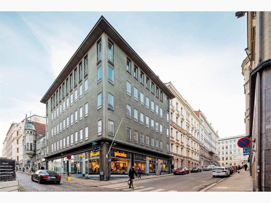 Kasarmikatu 42, Kaartinkaupunki, Helsinki