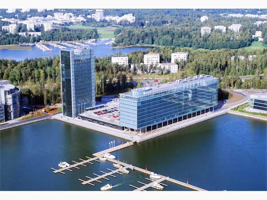 Keilasatama 5, Keilaniemi, Espoo