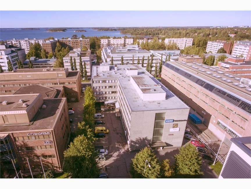 Itälahdenkatu 23, Lauttasaari, Helsinki