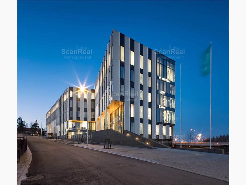 Ilmalantori 1, Pasila, Helsinki