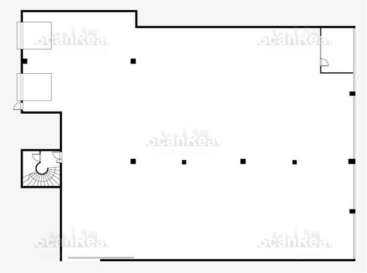 Planlösning Tammiston kauppatie 27 Tammisto