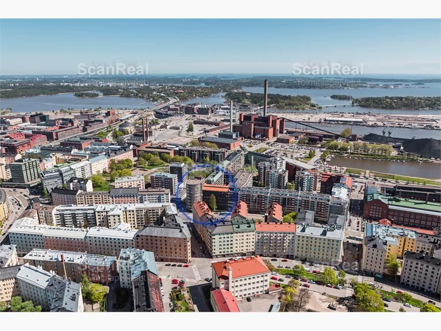 Hämeentie 19, Sörnäinen, Helsinki