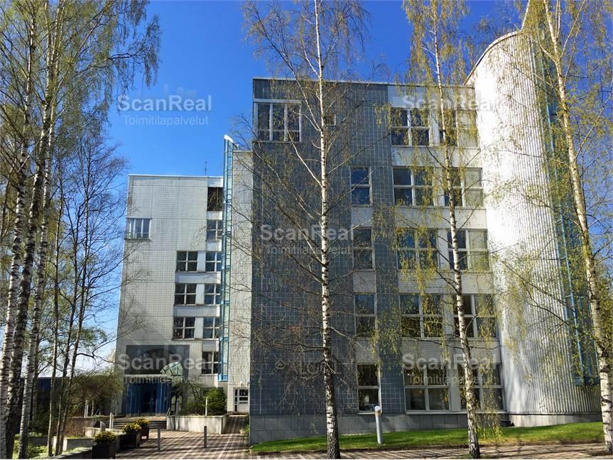 Karapellontie 6, Karamalmi, Espoo