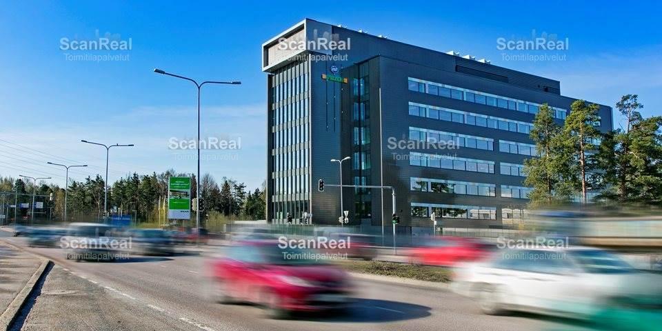 Karvaamokuja 2, Pitäjänmäki, Helsinki