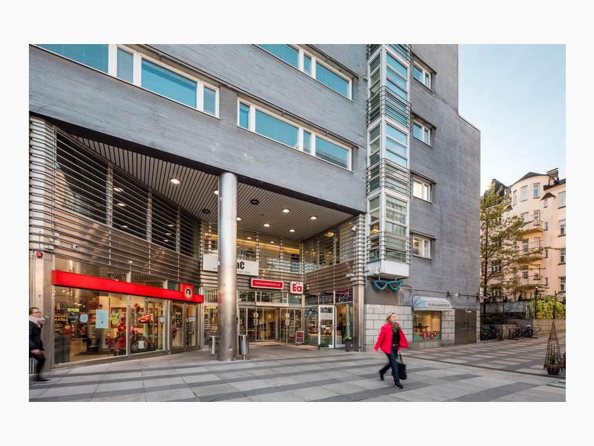 Yrjönkatu 23 B, Kamppi, Helsinki