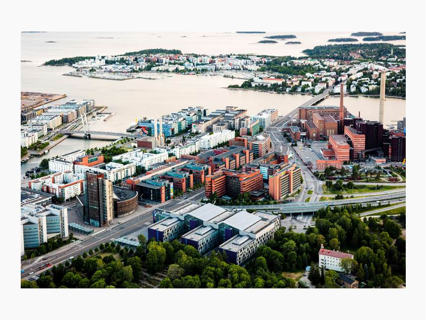 Porkkalankatu 20, Ruoholahti, Helsinki
