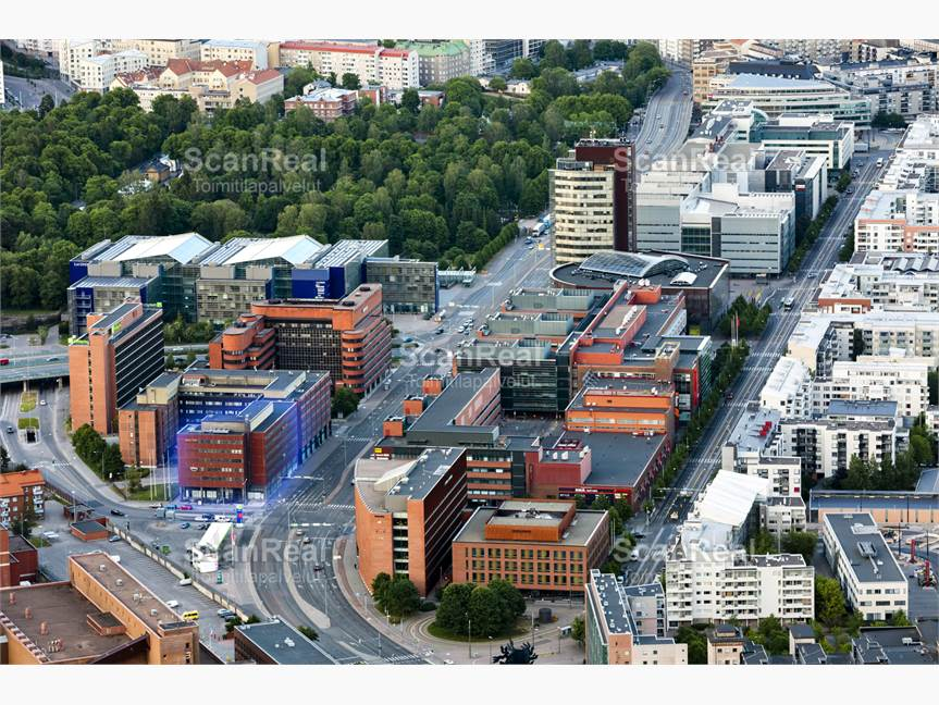 Porkkalankatu 7, Ruoholahti, Helsinki