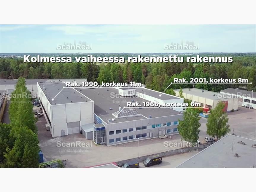 Harkkoraudantie 7, Tattariharju, Helsinki