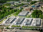 Puutarhatie 18-24, Koivuhaka, Vantaa