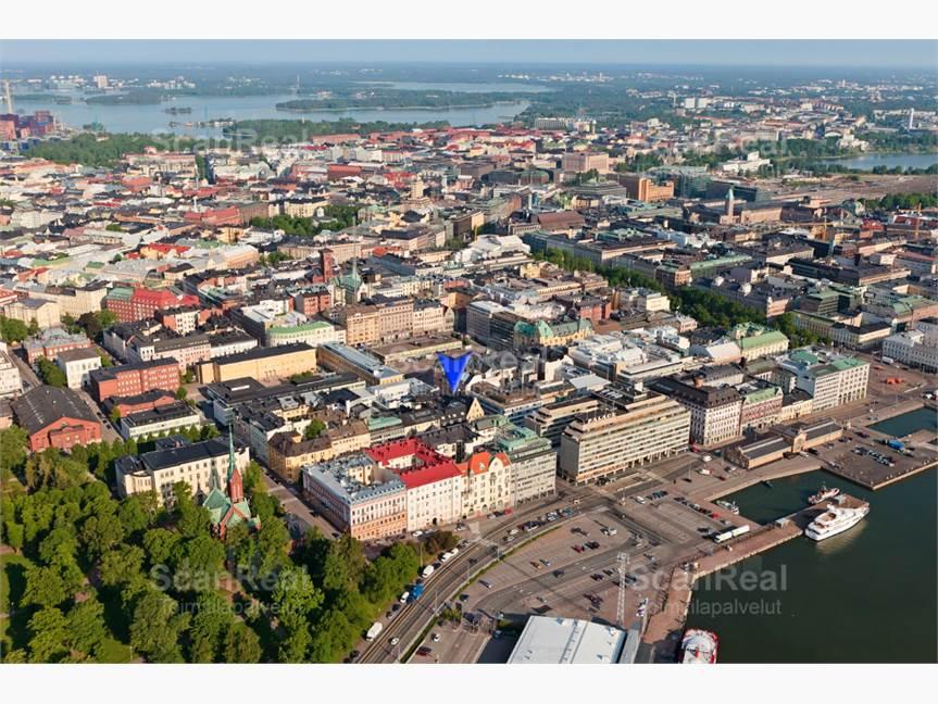Eteläinen makasiinikatu 4, Kaartinkaupunki, Helsinki