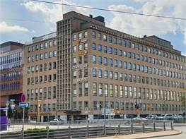 Toimitila, Jaakonkatu 5, Kamppi, Helsinki