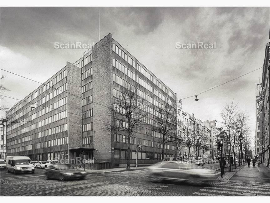 Bulevardi 21, Kamppi, Helsinki