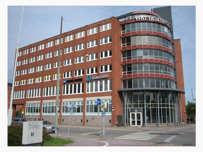 Työpajankatu 10, Kalasatama, Helsinki