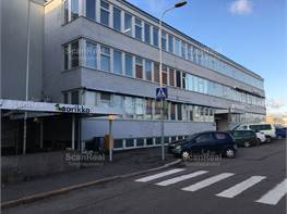 Toimitila, Nokiantie 2-4, Vallila, Helsinki