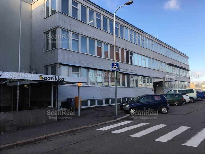 Nokiantie, Vallila, Helsinki