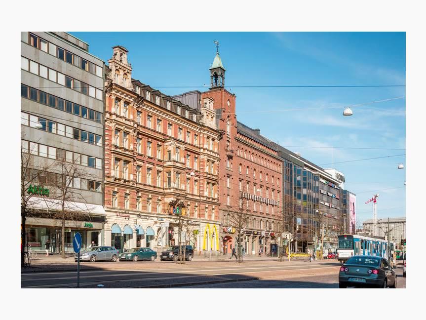 Mannerheimintie 16, Kamppi, Helsinki