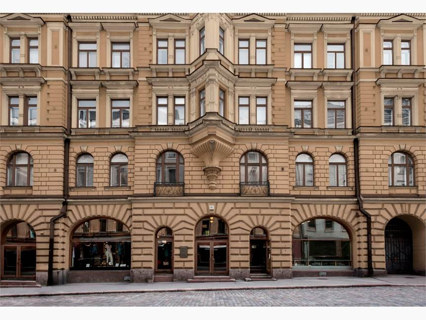Kasarmikatu 25, Kaartinkaupunki, Helsinki