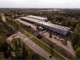 Toimitila, Alaniementie 2, Juvanmalmi, Espoo