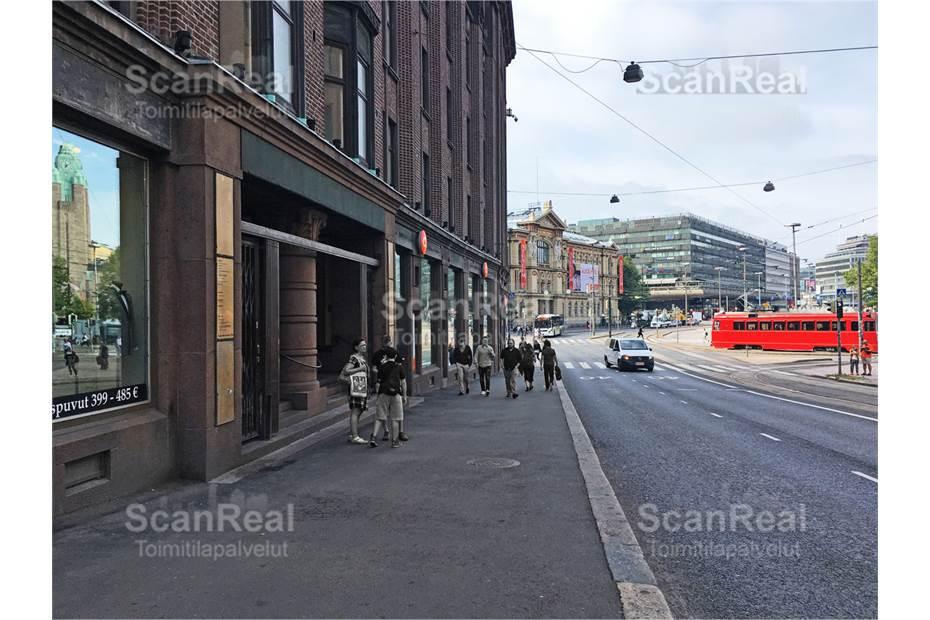 Pysäköinti Helsinki Keskusta