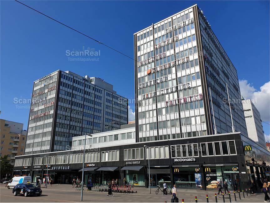 Salomonkatu 17, Kamppi, Helsinki