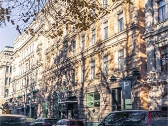 Toimitila, Pohjoisesplanadi 31, Kluuvi, Helsinki