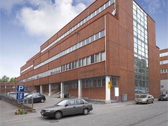 Toimitila, Hiomotie 8, Pitäjänmäki, Helsinki