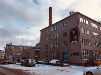Toimitila, Kiviaidankatu 2, Lauttasaari, Helsinki