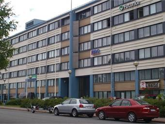 Toimitila, Vattuniemenranta 2, Lauttasaari, Helsinki