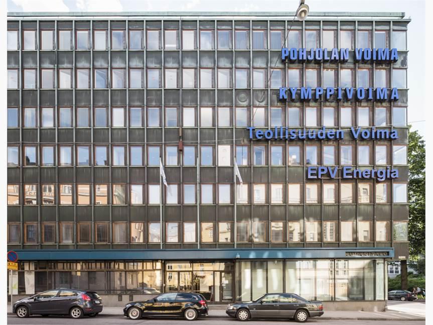 Töölönkatu 4, Töölö, Helsinki