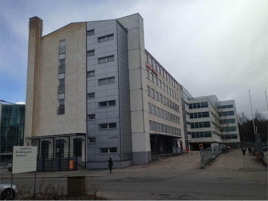 Valimotie 15, Pitäjänmäki, Helsinki