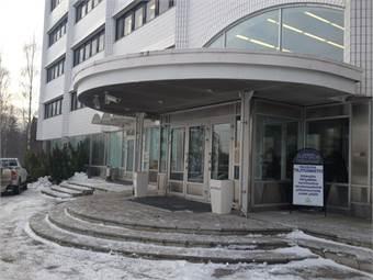 Toimitila, Sinikalliontie 12, Mankkaa, Espoo