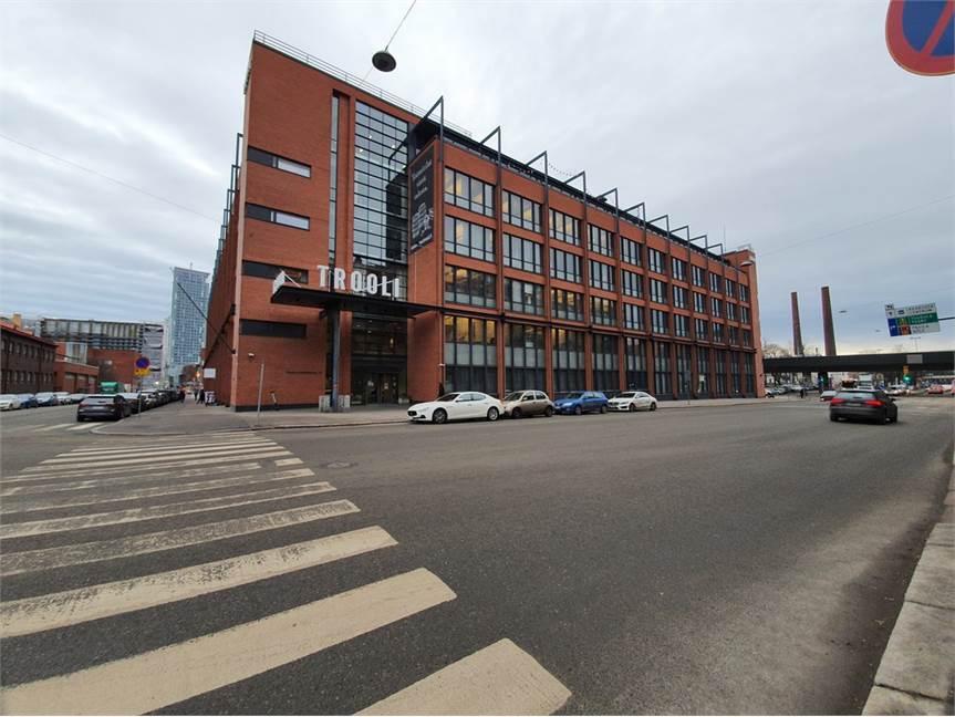 Lautatarhankatu 8, Kalasatama, Helsinki