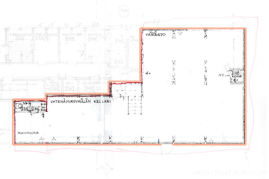 Asematie 11 A, Keskusta, Pihtipudas