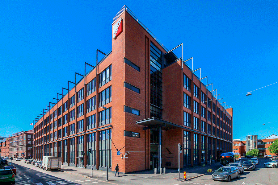 Panimokatu 2 A, Kalasatama, Helsinki