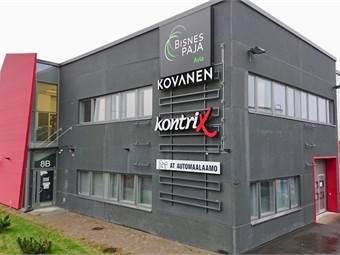 Toimitila, Perintötie 8, Aviapolis, Vantaa