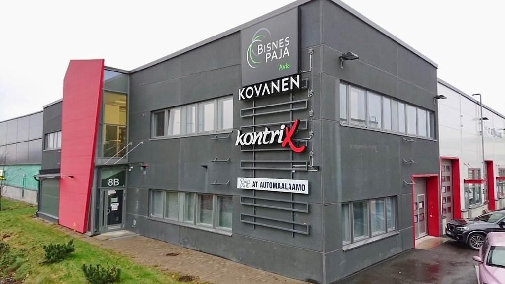 Perintötie 8 B, Aviapolis, Vantaa