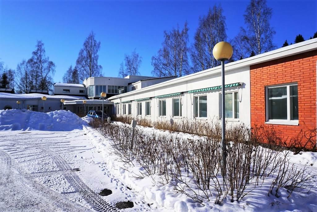 Haapalankatu 1, Haapalanmäki, Lahti