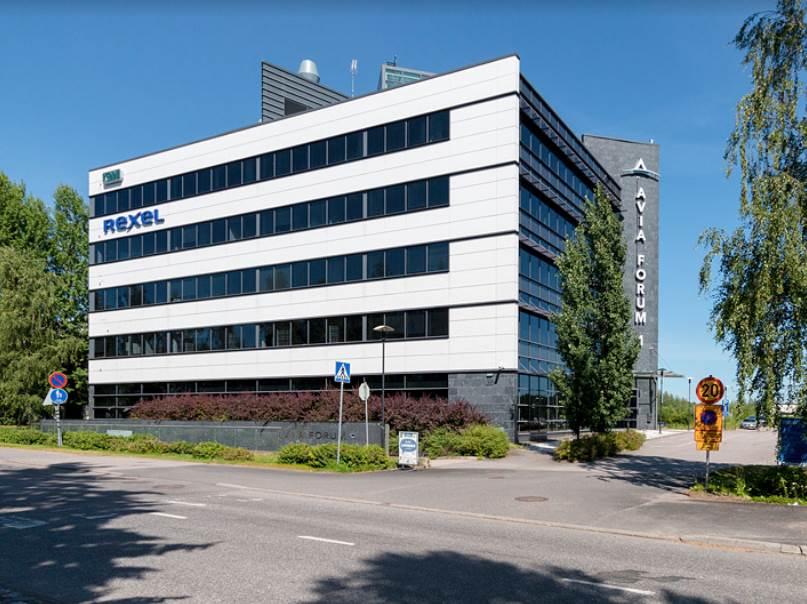 Robert Huberin tie 3 B, Veromies, Vantaa