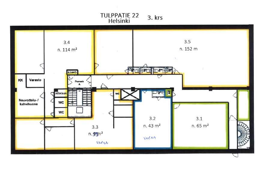 Tulppatie 22, Roihupelto, Helsinki