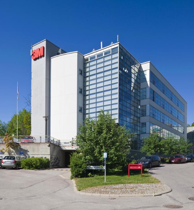 Lars Sonckin kaari 6, Perkkaa, Espoo