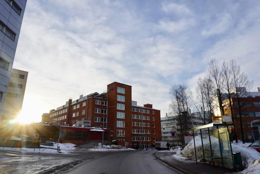 Toimitila, Valimotie 13 A, Pitäjänmäki, Helsinki