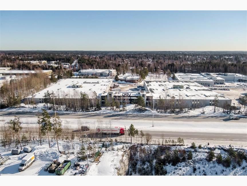 Pavintie 3-7, Itä-Hakkila, Vantaa